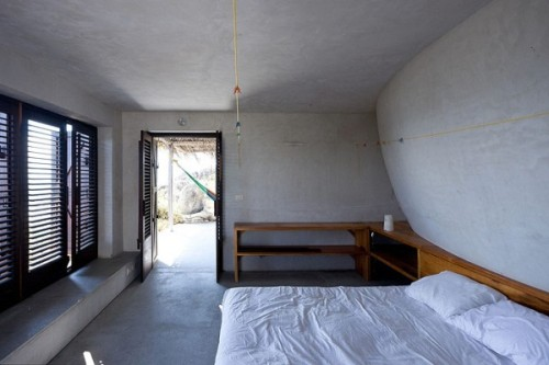 Arquitectura y natura: casa observatorio by G. Orozco y T. Bilbao