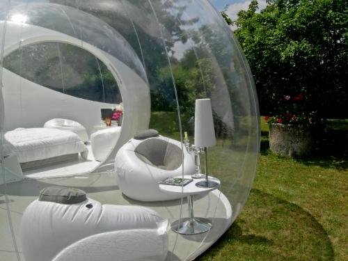 Vivir en una burbuja ya es posible by bubbletree