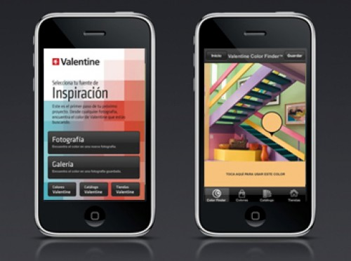 Color Finder by Valentine