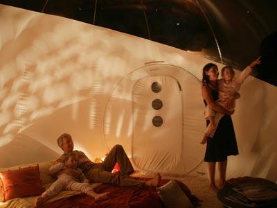Vivir en una burbuja ya es posible by pierre st phane for Todo sobre arquitectura