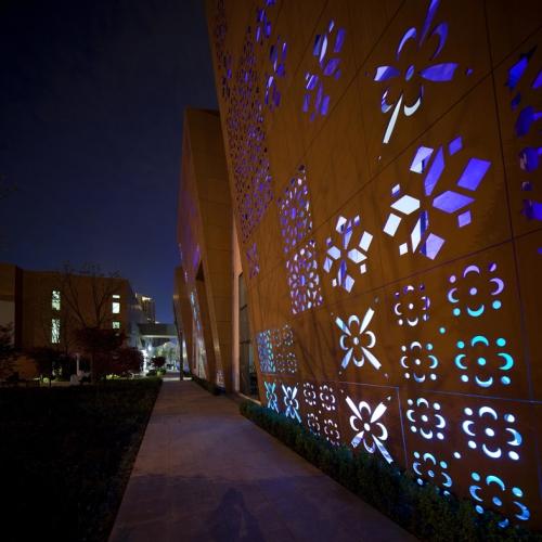 El arquitectura crea luz y la luz crea la arquitectura by Francesca Storaro Lighting Designer