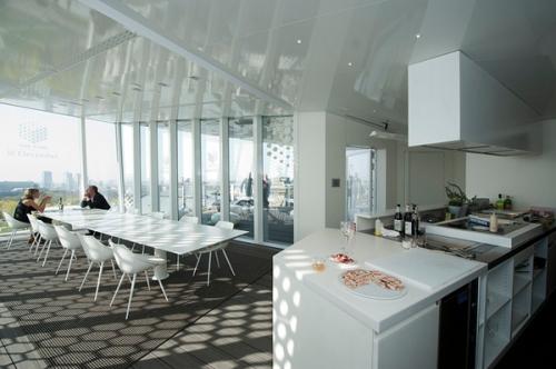 """Pop Up """"The Cube"""": la nueva tendencia llega en la restauración by Electrolux"""